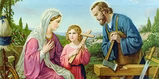 Znalezione obrazy dla zapytania Nowenna do Najświętszej Rodziny -