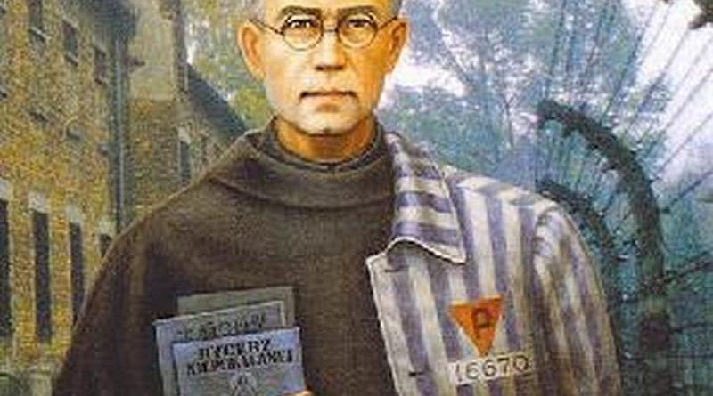 Znalezione obrazy dla zapytania Nowenna do św. Maksymiliana Kolbego
