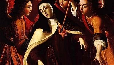 Znalezione obrazy dla zapytania Nowenna za wstawiennictwem św. Teresy z Avila