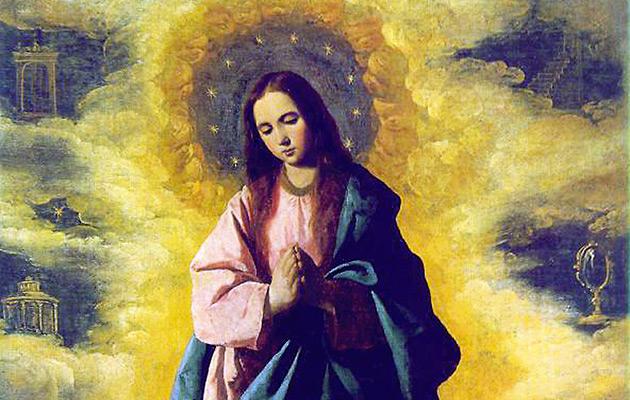 Znalezione obrazy dla zapytania Nowenna przed uroczystością Niepokalanego Poczęcia Najświętszej Maryi Panny