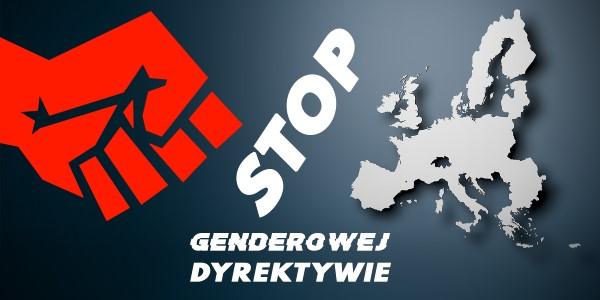 Stop genderowej dyrektywie