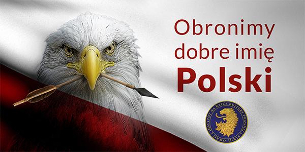 Obronimy dobre imię Polski