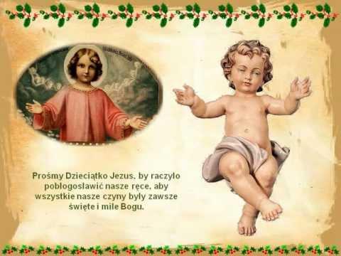 Znalezione obrazy dla zapytania Nowenna do Dzieciątka Jezus